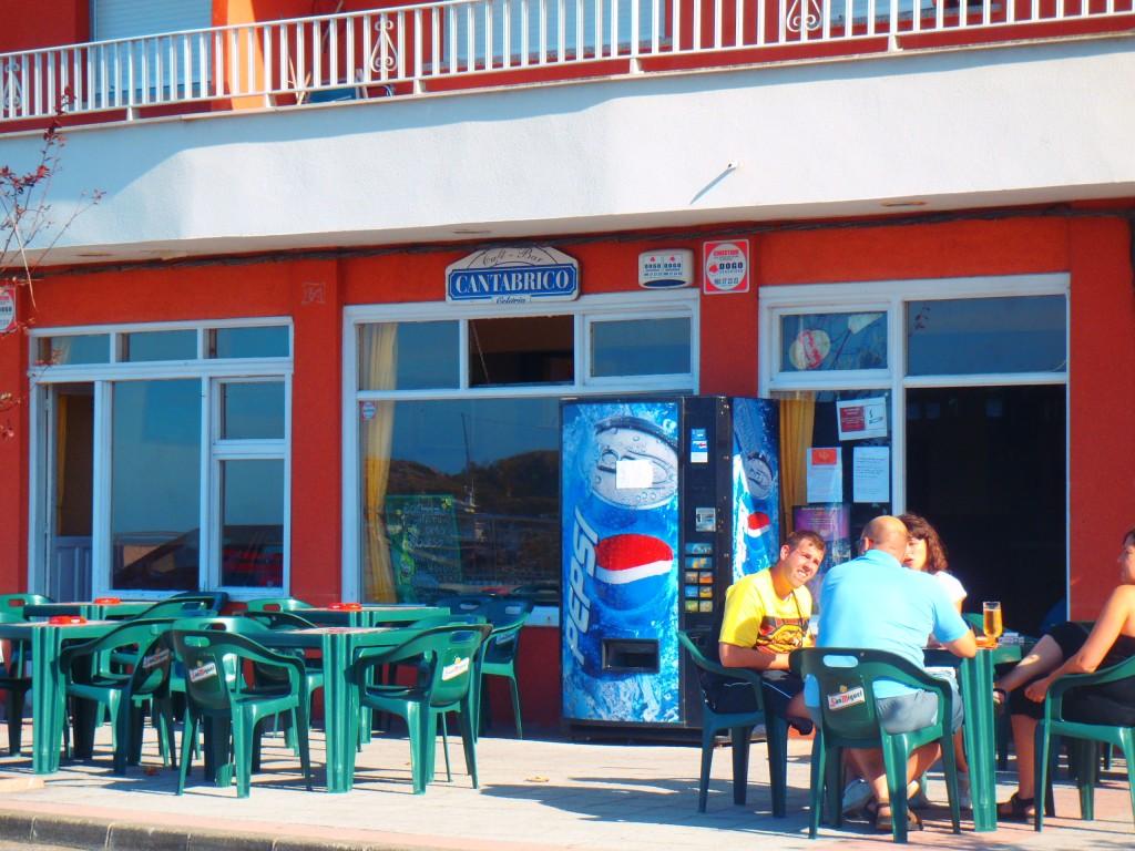 Bar Cantábrico de Celorio - Celoriu.com