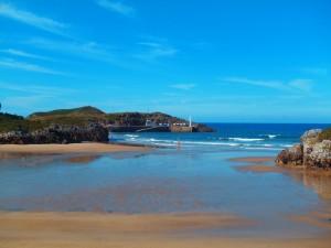 Playa de Las Cámaras - Celoriu.com todos los derechos reservados