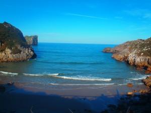 Playa de Portiellu - Celoriu.com todos los derechos reservados