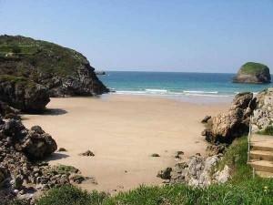 Playa de Troenzo - Celoriu.com