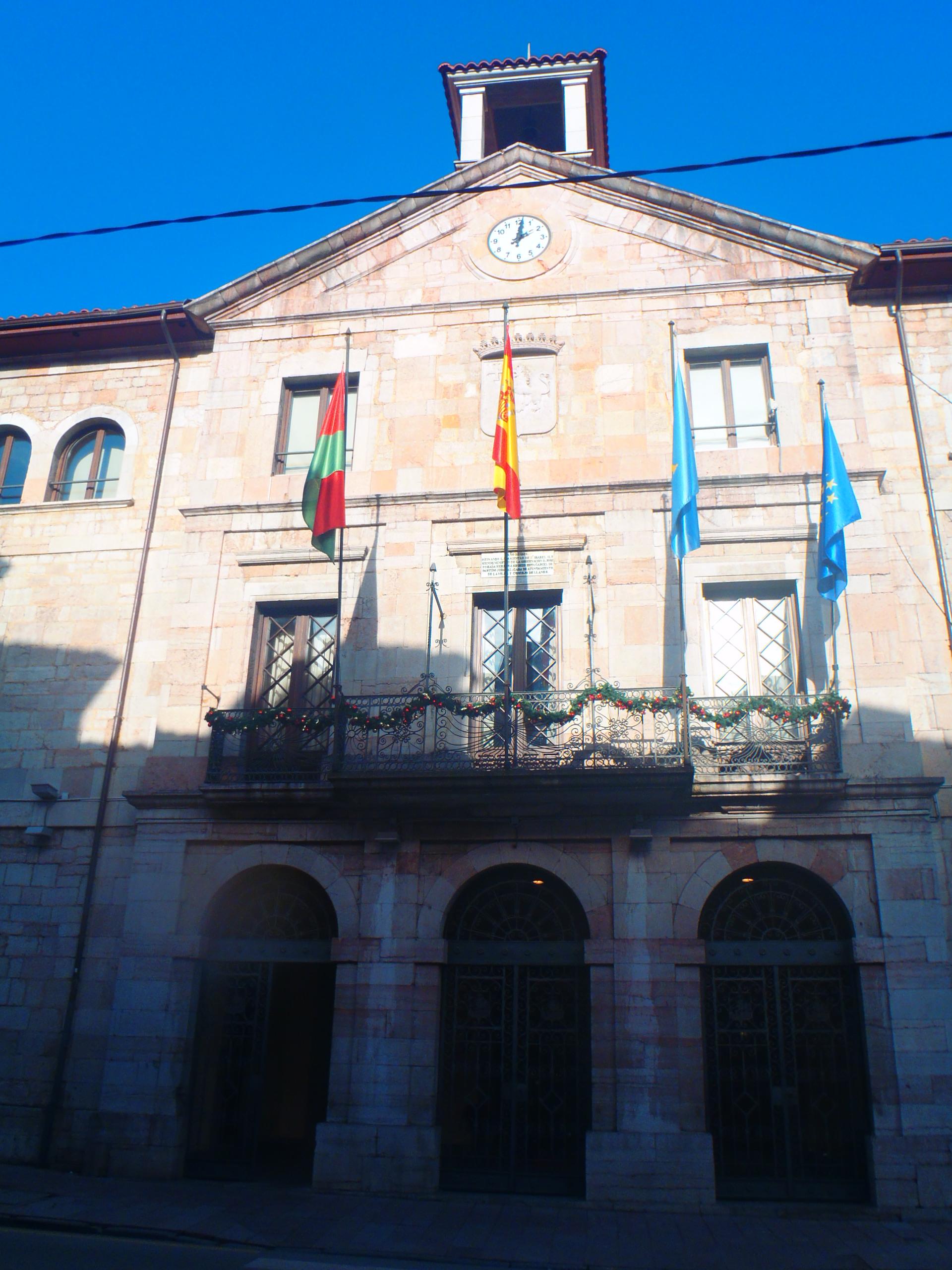 Ayuntamiento de Llanes - Celoriu.com todos los derechos reservados