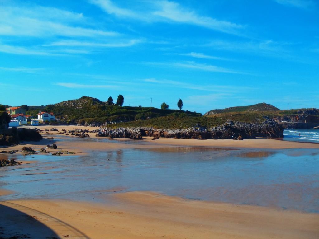 Playa de Palombina-Las Cámaras de Celorio - Celoriu.com