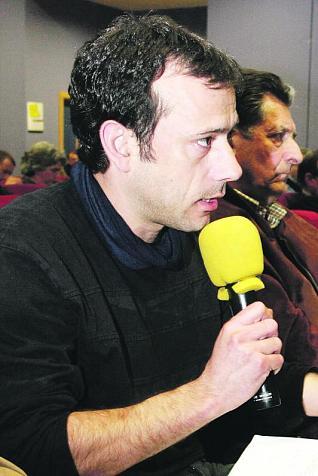 """Alberto Álvarez, presidente de """"La Hoguera"""" de Celorio - Celoriu.com"""