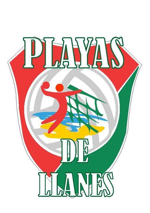 """Escudo del Club de Voley """"Playas de Llanes"""" - Celoriu.com"""