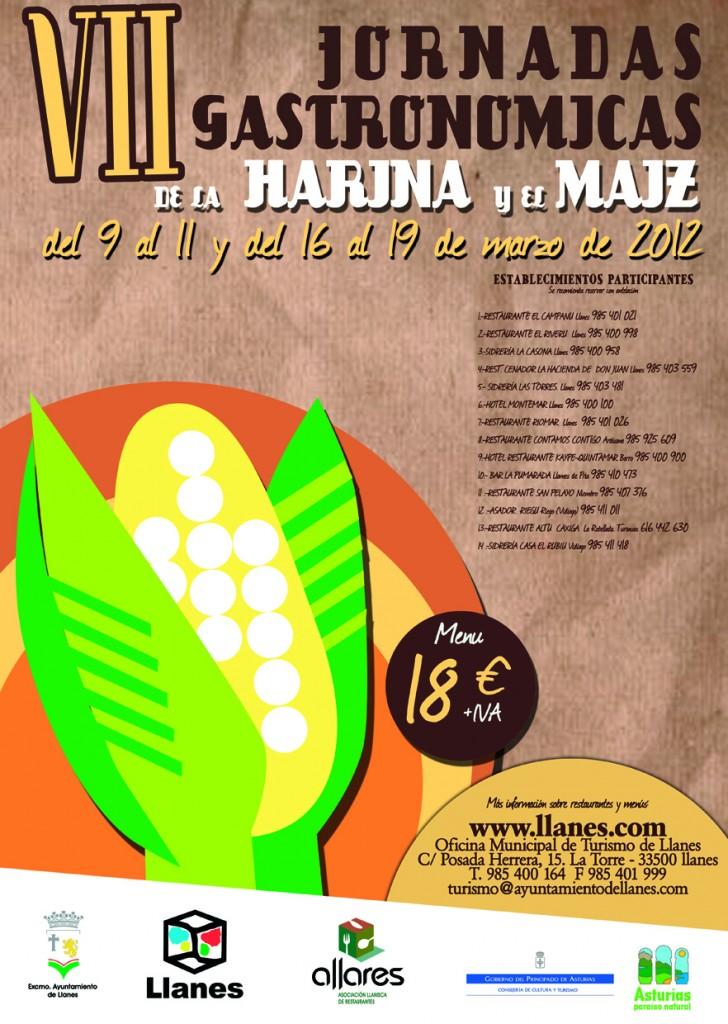 Jornadas de la harina y el maíz de Llanes - Celoriu.com