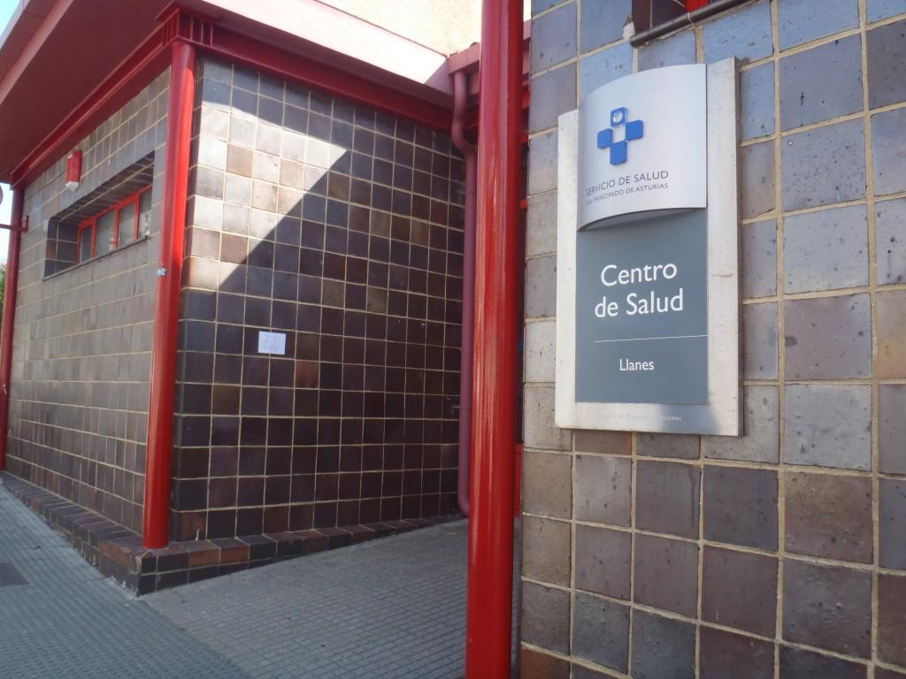 El centro de salud de Llanes - Celoriu.com