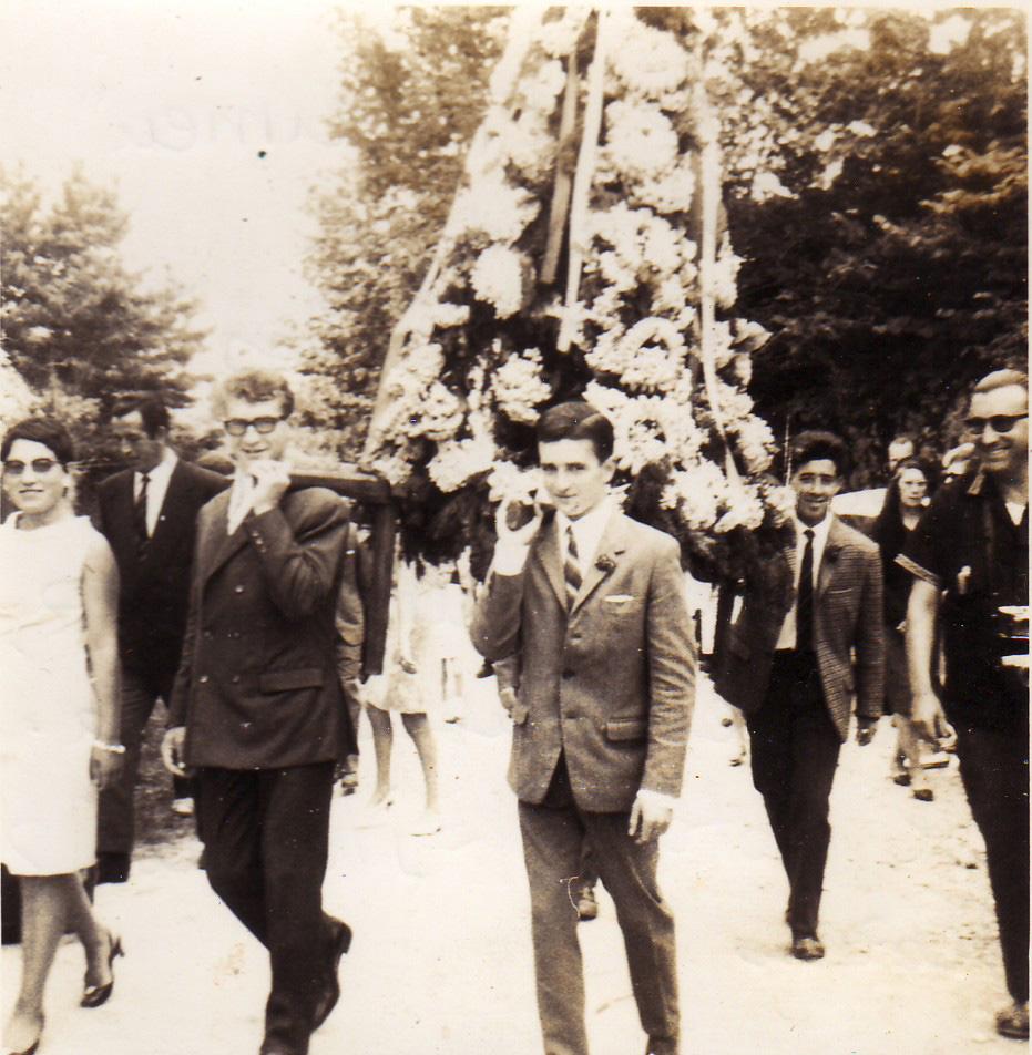 Fiesta del Carmen de Celorio  de 1967 - Celoriu.com
