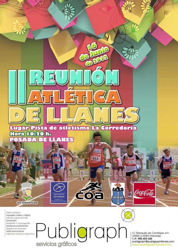 II Reunión Atlética de Llanes - Celoriu.com