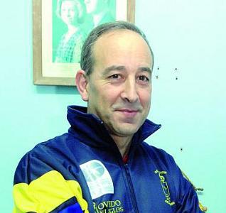 Javier Pereda, Presidente de la Federación Asturiana de Atletismo - Celoriu.com