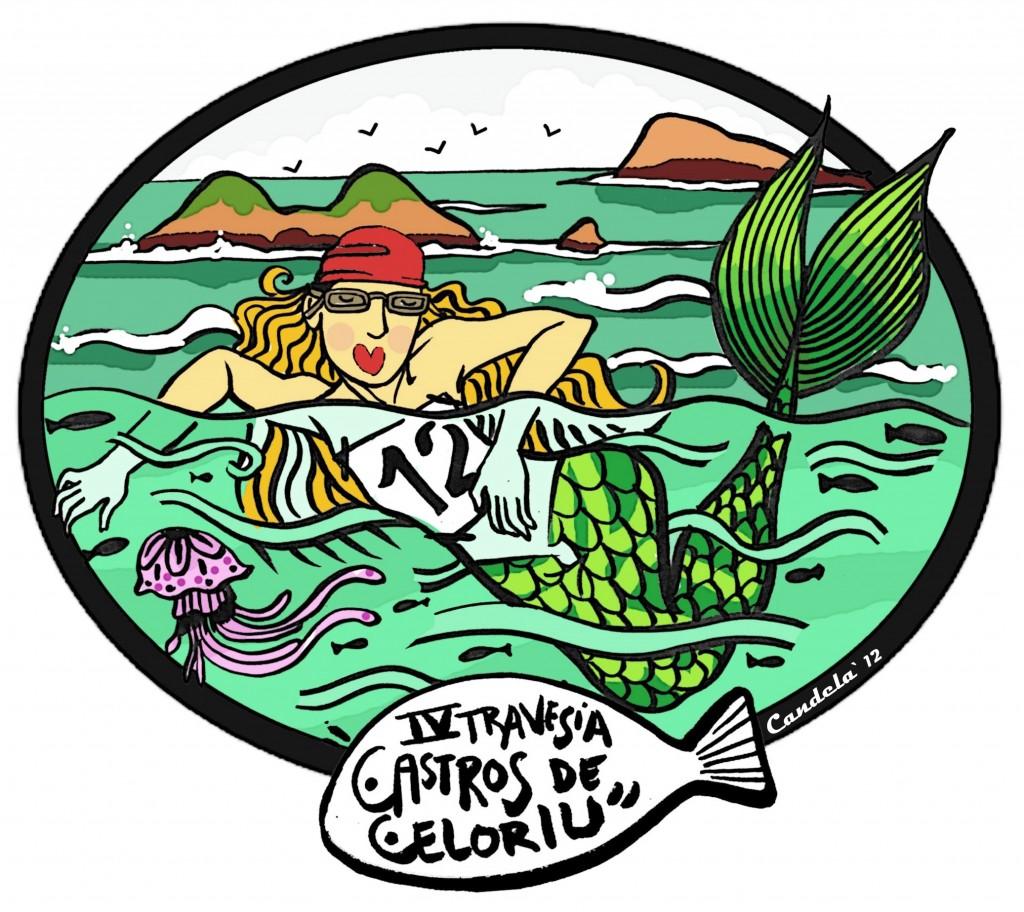 Logo IV Travesia Castros de Celorio - Celoriu.com