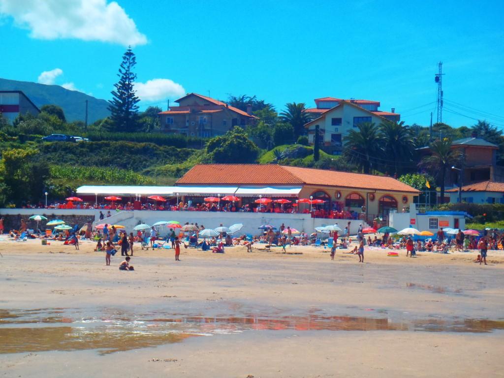 La playa de Palombina acogerá en Agosto el primer encuentro infantil de fútbol playa - Celoriu.com