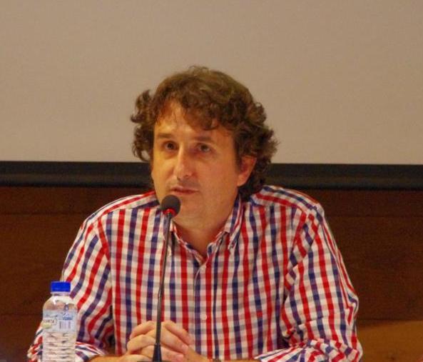 Germán Romano, presidente de Llacín - Celoriu.com