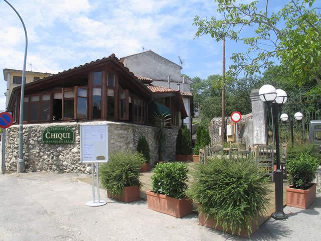El restaurante Chiqui fue uno de los participantes en las jornadas - Celoriu.com