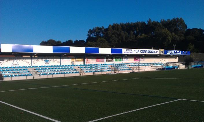Campo de La Corredoria en Posada, Llanes - Celoriu.com