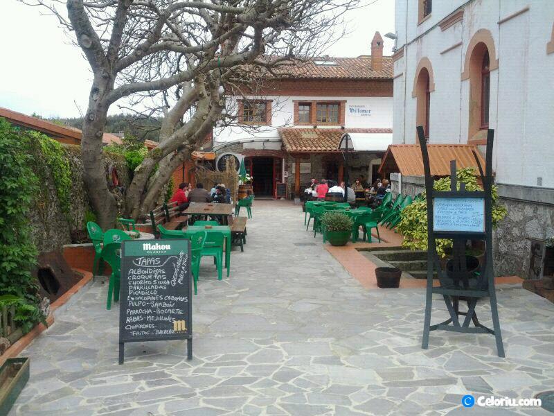 El Restaurante Villamar el pasado mes de abril de 2012 - Celoriu.com