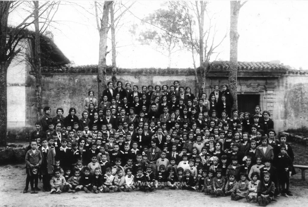La foto de los celorianos de 1924 - Celoriu.com