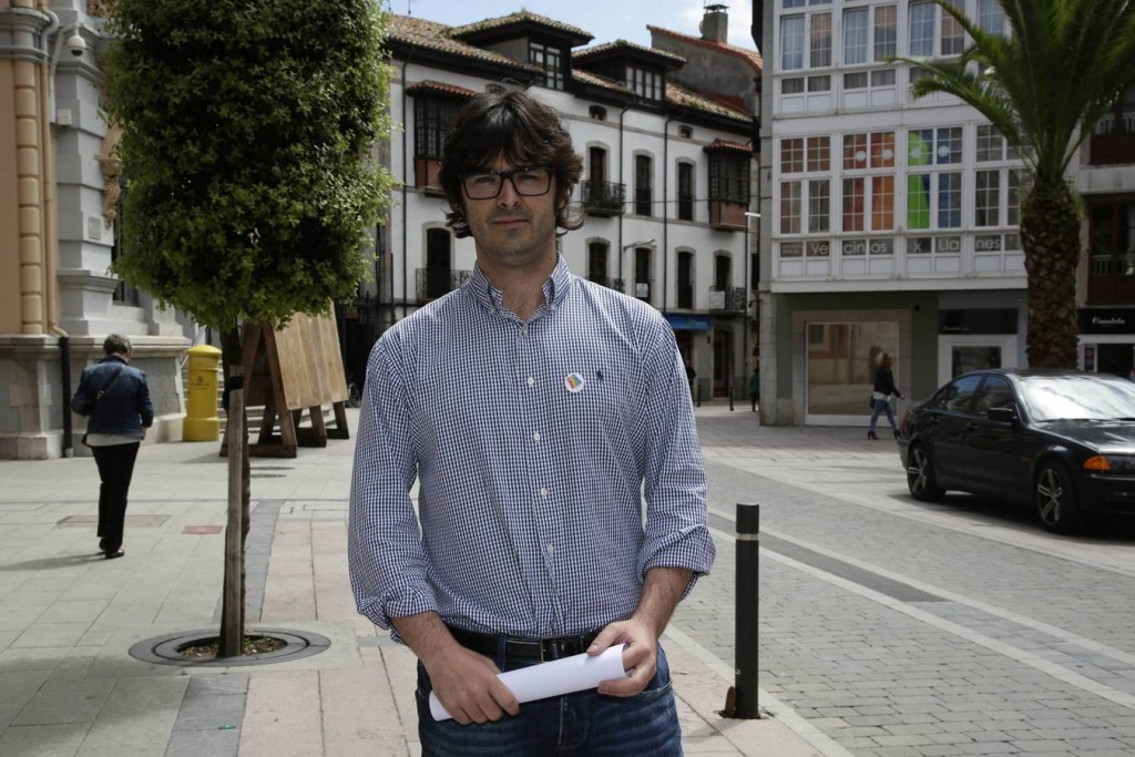 Enrique Riestra, nuevo alcalde de Llanes - El Comercio