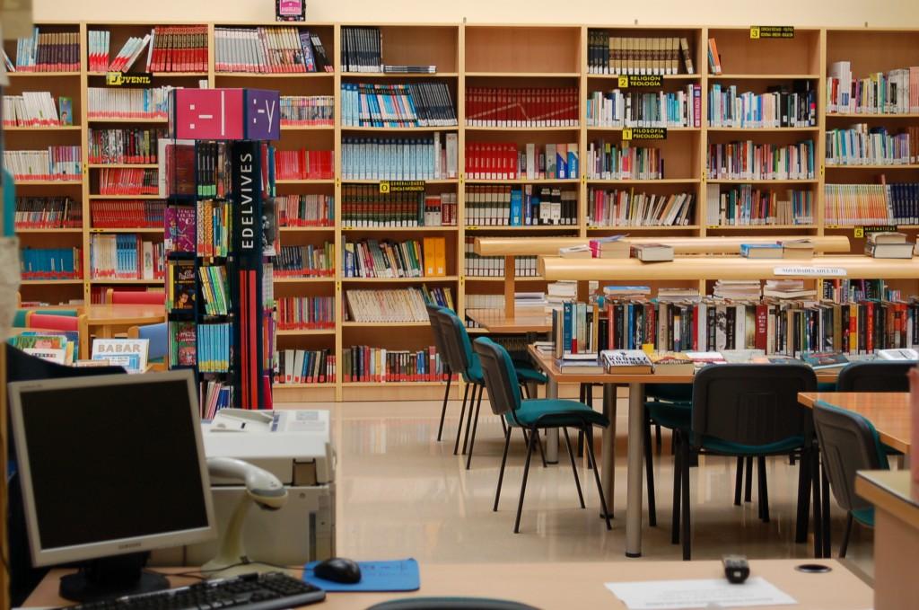 Biblioteca municipal - Celoriu.com